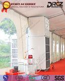 Шатер случая--Белые шатер & кондиционер случая PVC коммерчески для мероприятий на свежем воздухе и свадебных банкетов