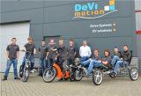 Kit elettrico di conversione della bicicletta/motore elettrico 48V 1000W del mozzo del kit/Ebike della bici