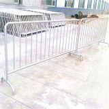 China Hot Sale Crowd Control Barrier Used für Road