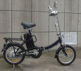 """16 """" يطوي درّاجة كهربائيّة مع [لد] مصباح أماميّ ([فب-006])"""