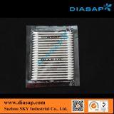 Le coton de papier de bâton d'Eco-Frindly bourgeonne les tiges (ST-004)