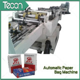 Cement de alta velocidade Bag Machine com Auomatic Deviation Rectifying System (ZT9802S & HD4916BD)