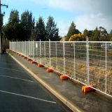 Горячее-Dipped Galvanized Kid Safety Temporary Fencing (ISO9001 и SGS)