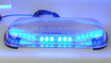 Stroboscopio d'avvertimento mini Lightbar (azzurro del LED di TBD0696-4G4h)