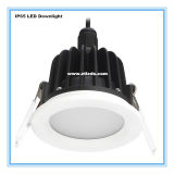 Ra 80 80lm/W 4inch Dimmable 15W IP65 DEL Downlight