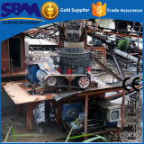 Triturador do cone do minério da planta do triturador do cone do minério Hpc400/ferro da mineração
