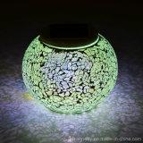 Luz solar em mudança colorida do diodo emissor de luz da tabela do mosaico da luminescência