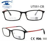 Projeto novo para frames óticos dos Eyeglasses de Ultem para os homens e as mulheres (UT051)