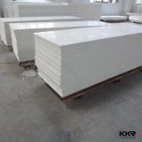 Surface solide acrylique blanche pure de Corian
