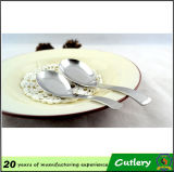 Cuillère de salade d'acier inoxydable
