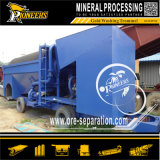 Ore Machinery Placer Gold Mining Riversand usine Screen laver Trommel