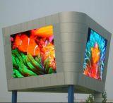 풀 컬러 발광 다이오드 표시 게시판을 광고하는 6mm HD 옥외 임대료