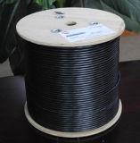 Câble LAN Résistant de réseau du câble CAT6 UTP de l'eau (ERS-1604259)