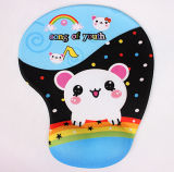 Gel Mouse Pad com Small Mouse