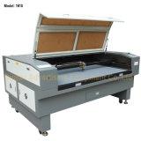 Laser do couro que cinzela a máquina