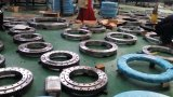 Stacker Reclaimer를 위한 두 배 Row Different Ball Slewing Bearing Ring