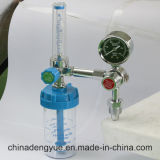 Ce ISO Medical Oxygen Regulator met Flowmeter