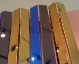 Barra redonda nova de aço inoxidável do projeto, barra de ângulo, barra lisa