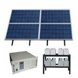 O sistema solar portátil da fora-Grade elevada de Efficency para a HOME com Ce aprovou (JINSHANG SOLARES)