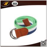 Оптовой хлопчатобумажные ремни пояса хорошего качества сплетенные тканью