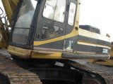 Máquina escavadora de segunda mão usada 320b do gato 320c da máquina escavadora da máquina escavadora 320 da lagarta,