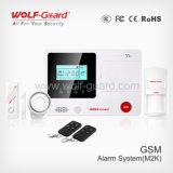 M2k 무선 Hom 또는 상점 사용 GSM Barglar 경보망