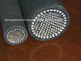 Utilizzato in Heavy Industry Ceramic Lined Rubber Hose