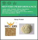 Proteína orgánica de la alta calidad: Polvo de la proteína del cáñamo