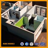 El modelo hermoso del edificio de la alta calidad/el factor del edificio arquitectónico de la escala/modelo de fabricación modelo del modelo del edificio/de hojas de operación (planning) de la zona