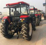Deutz 엔진을%s 가진 Huaxia 100HP 4WD 농장 바퀴 트랙터