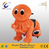 動物のおもちゃ子供のための歩く動物の乗車の安い乗車