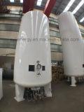 Tanque de armazenamento industrial do CO2 do argônio do nitrogênio do oxigênio líquido de GNL da baixa pressão