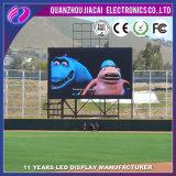 LED-Kirche-Quadrat Fernsehapparat-Bildschirm im FreienP3.91