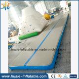 Matelas durable de gymnastique d'usine, piste d'air gonflable pour le jeu de sports