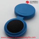 縫うキットの携帯用ポケット・サイズ円形の櫛ミラー