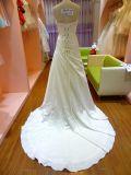 ウェディングドレスの婚礼衣裳の花嫁の服の花嫁衣装の服Uw4028