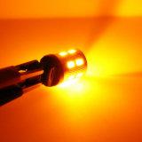 Indicatori luminosi dell'automobile di inverso/girata LED di T20 744/7443 12SMD5630+CREE 5W con l'obiettivo