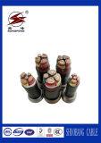 0.6/1kv pvc van de Leider van het koper isoleerde de Kabel van de ElektroMacht