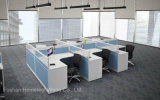 Metal Leg (HF-LSK121)の熱いSale Open Office Partition Workstation