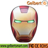 Neuester Rächer-Superheld-Eisen-Mann - bewegliche Energien-Bank