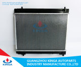Toyota Vitz'05 Mt Auto Radiator Replace Cross Flow를 위한 공장 Wholesale