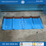 Farben-Stahldach-Panel-Rolle, die Maschinen-Hersteller bildet