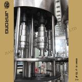 Máquina de rellenar que capsula de relleno pura automática 3in1 de Waterwashing en botellas del animal doméstico