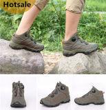 Ботинки штурма воинской быстро реакции зеленого цвета тактические