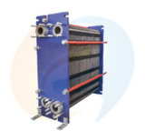 Cambiador de calor de la placa del refrigerador de Laval A10b de la alfa para la agua de mar