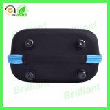 Коробка агрегатов телефона наушников PU ЕВА с застежкой -молнией