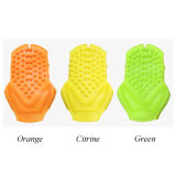 Gants pratique et confortable massage en silicone Massager Handheld