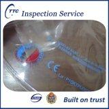De dienst van de inspectie voor zak/ijszak in China