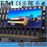 Parete esterna calda del video di colore completo LED di vendita P20