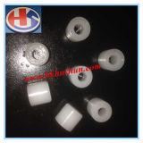 Furo plástico da parte inferior lisa do revestimento do CNC (HS-TP-017)